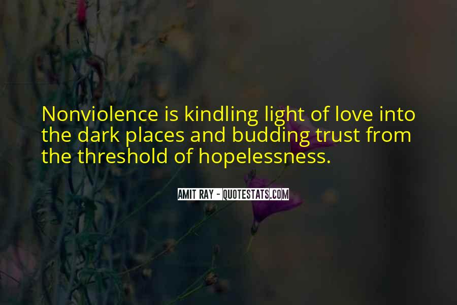Quotes About Violence And Nonviolence #1436357