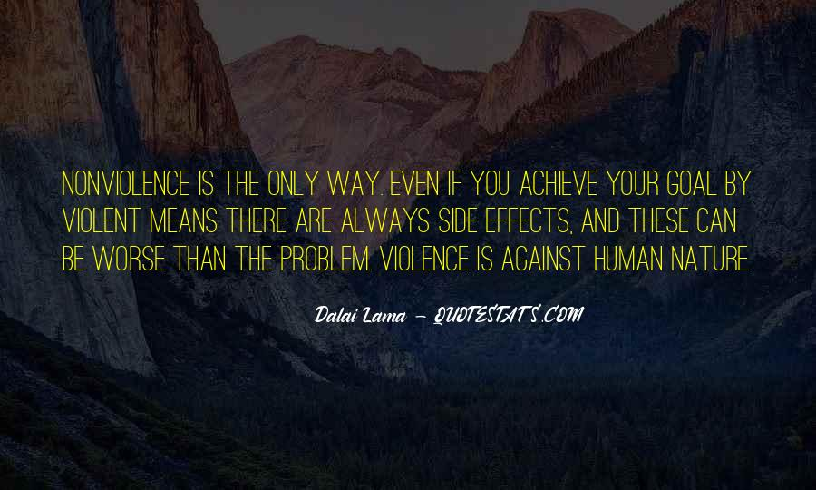 Quotes About Violence And Nonviolence #638051