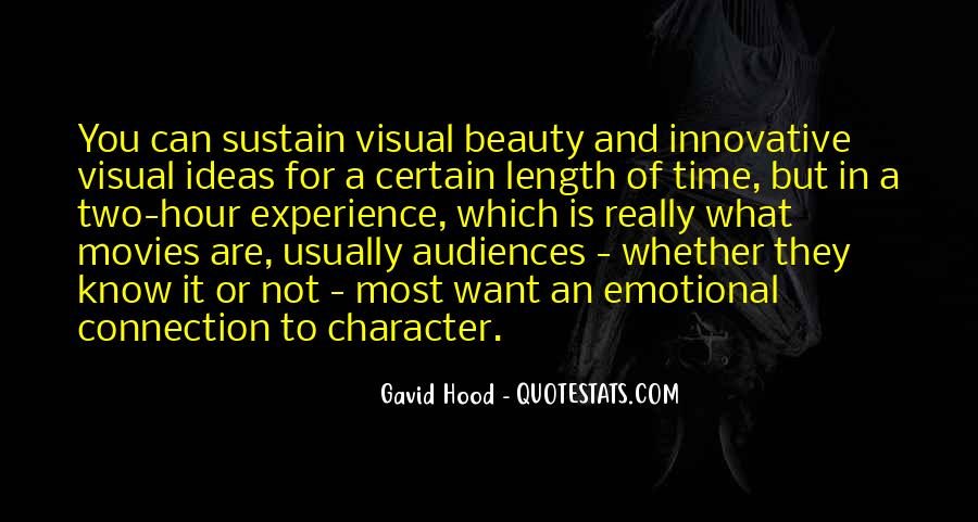 Quotes About Visual Beauty #1550488