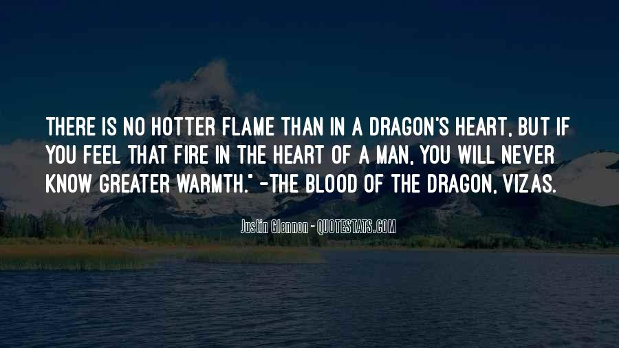 Quotes About Hotter Than #124105