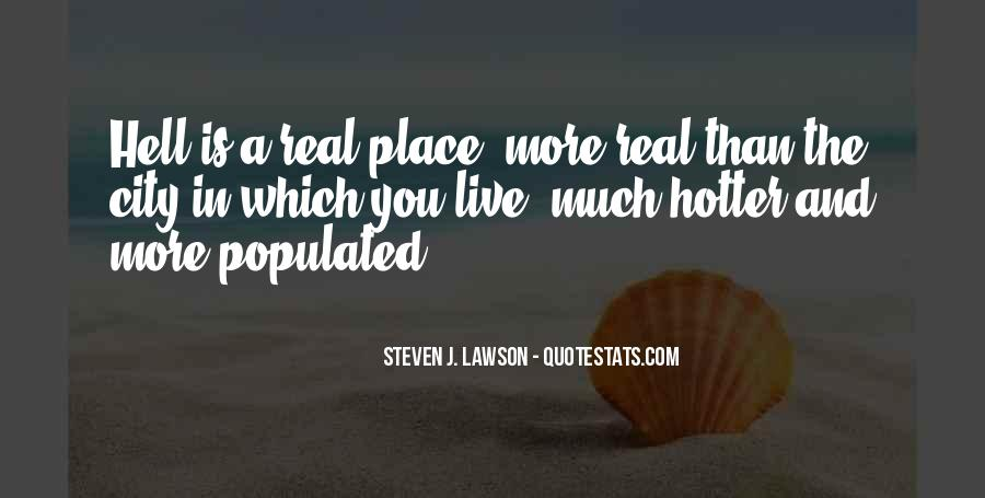 Quotes About Hotter Than #1438405