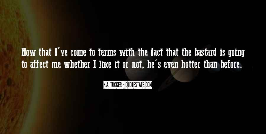 Quotes About Hotter Than #1655087