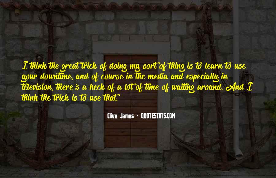 Quotes About Waiting For Great Things #18088