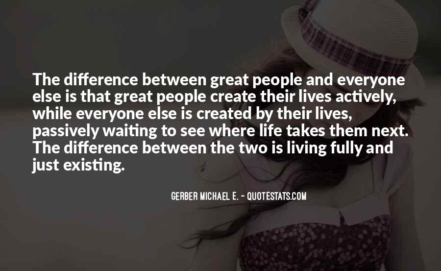 Quotes About Waiting For Great Things #463437
