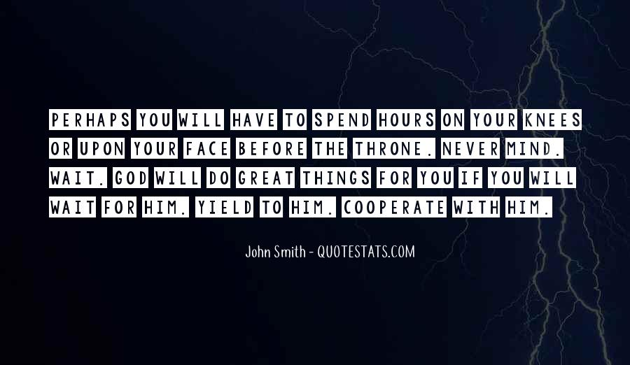 Quotes About Waiting For Great Things #476463
