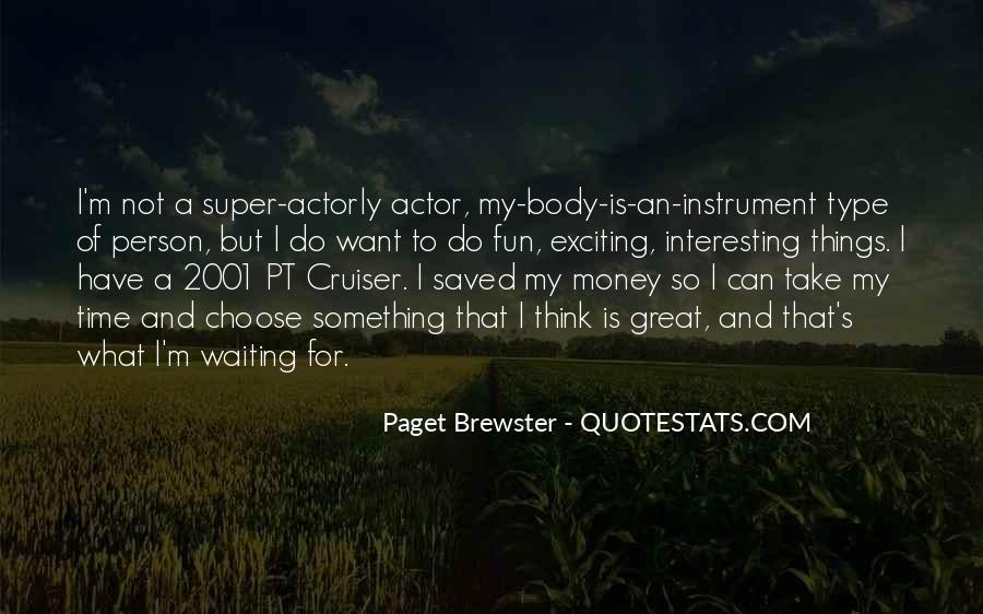 Quotes About Waiting For Great Things #990681
