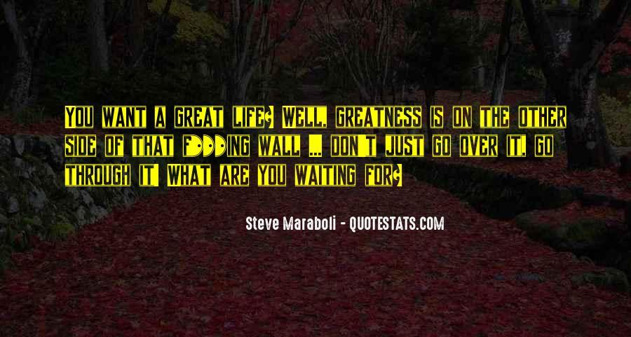 Quotes About Waiting For Great Things #99600