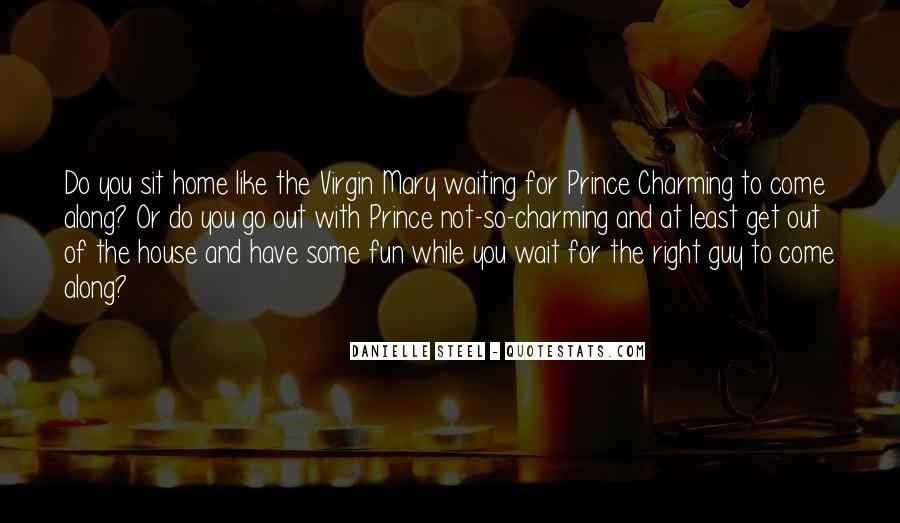 Quotes About Waiting On The Right Guy #265155
