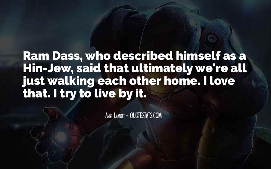 Quotes About Walking Away From The One You Love #336528