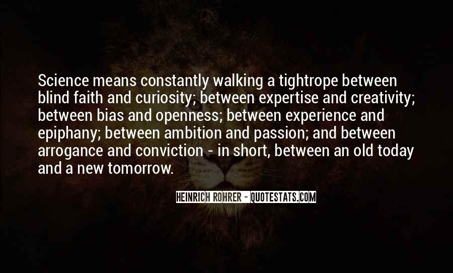 Quotes About Walking In Faith #1196561