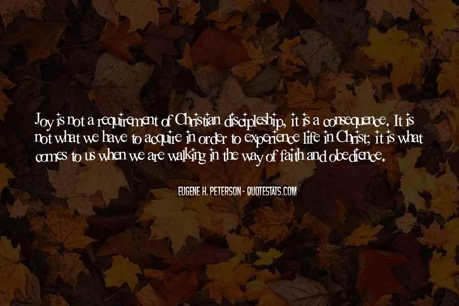 Quotes About Walking In Faith #19257