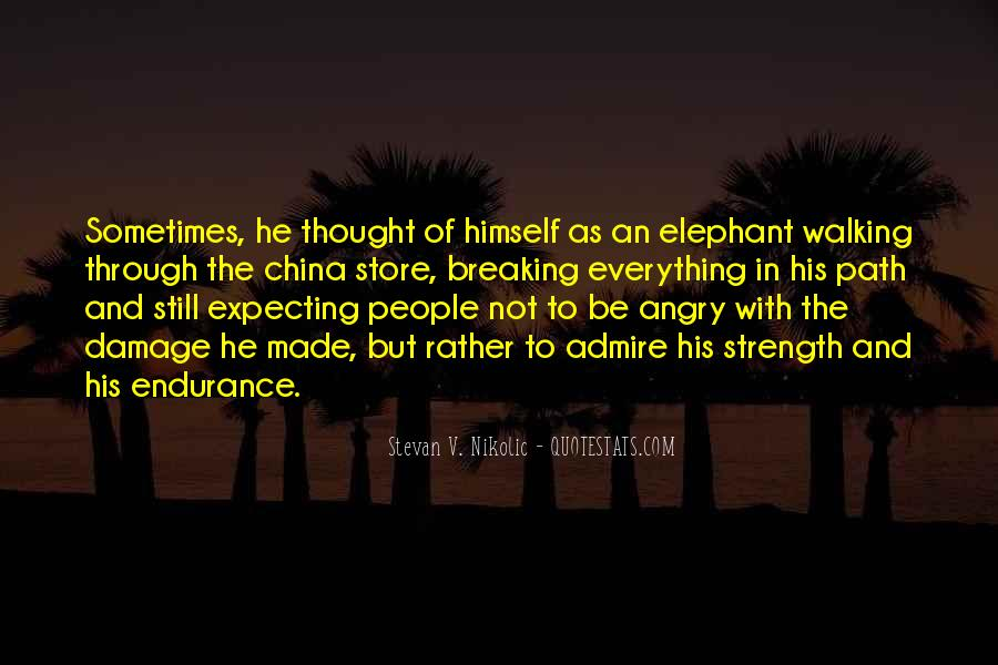 Quotes About Walking In Faith #815542
