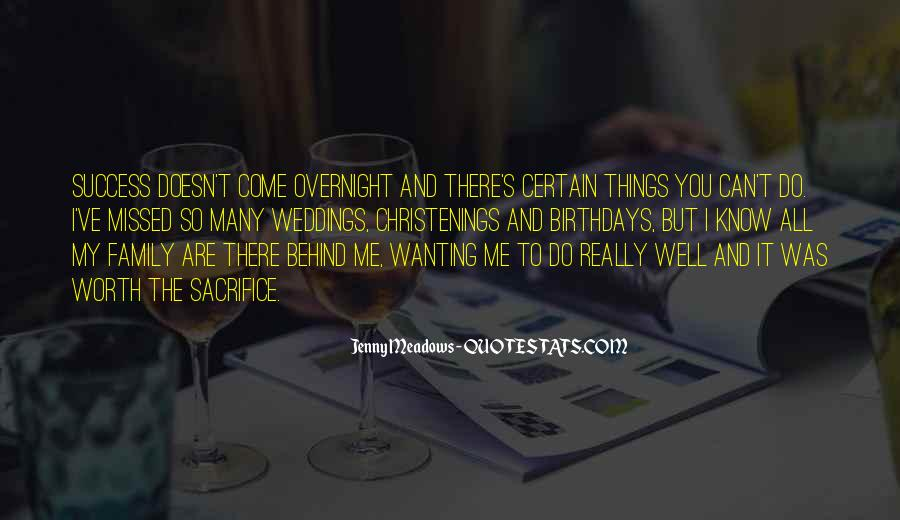 Quotes About Wanting A Family #168135