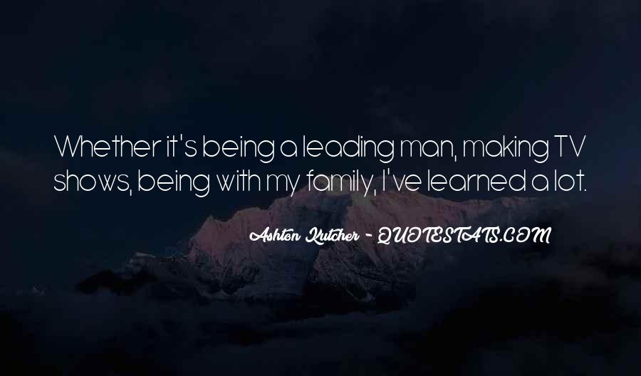 Quotes About Wanting A Family #669358