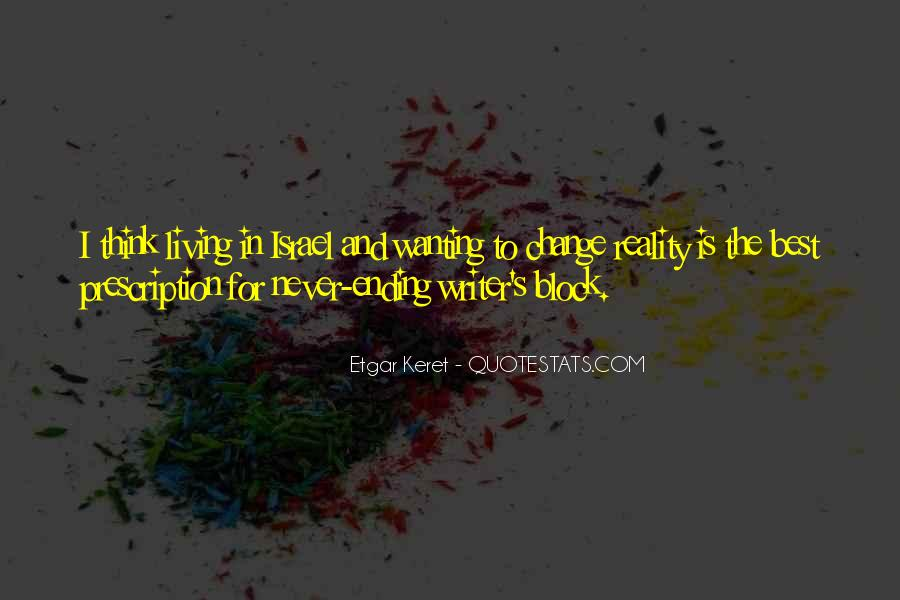 Quotes About Wanting To Be A Writer #1442418