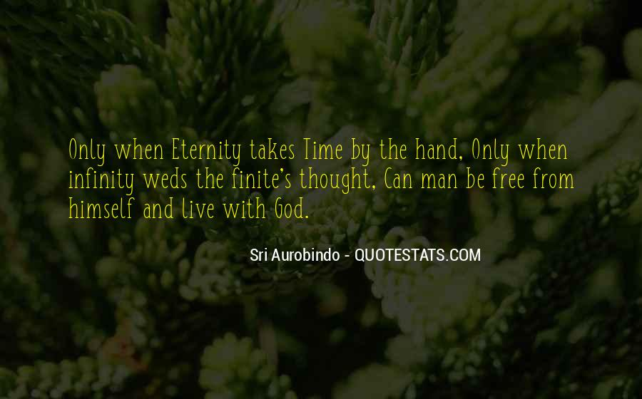 Quotes About Eternity With God #1407419