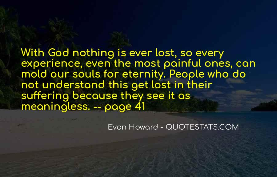 Quotes About Eternity With God #1458311