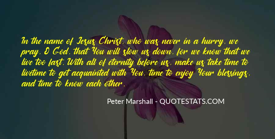 Quotes About Eternity With God #150977