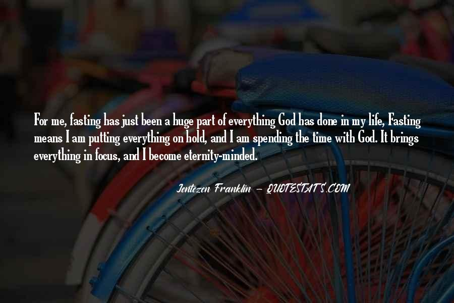 Quotes About Eternity With God #1604136
