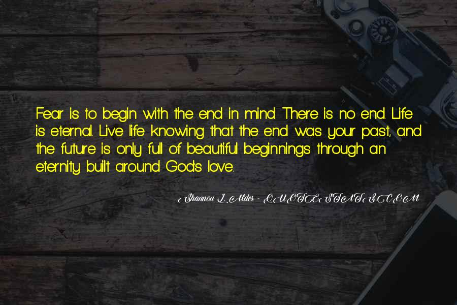 Quotes About Eternity With God #376081