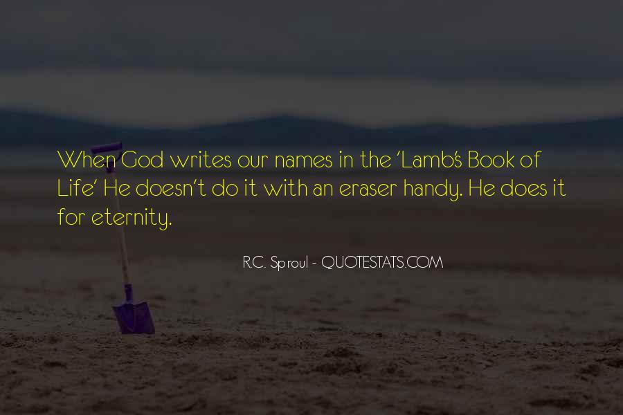 Quotes About Eternity With God #499783
