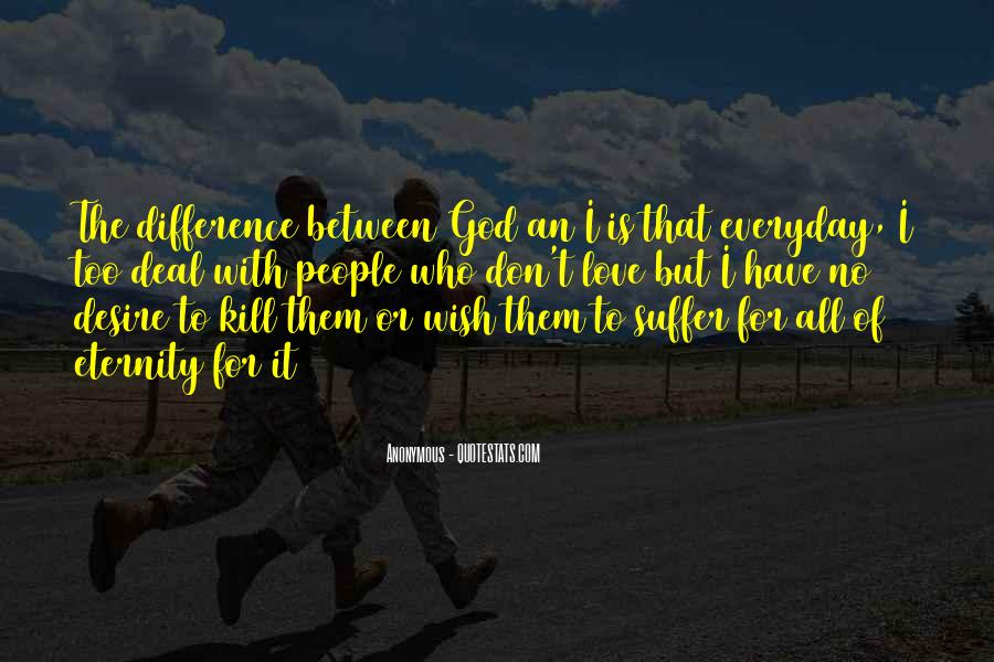 Quotes About Eternity With God #58253