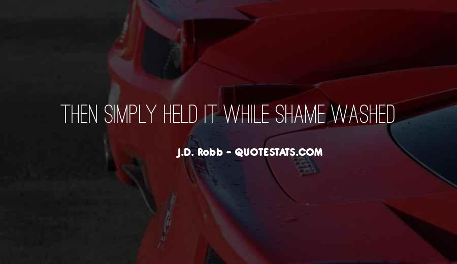 Quotes About Washed #149711