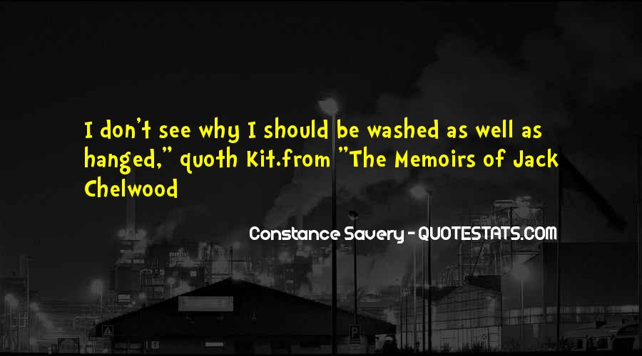 Quotes About Washed #164306