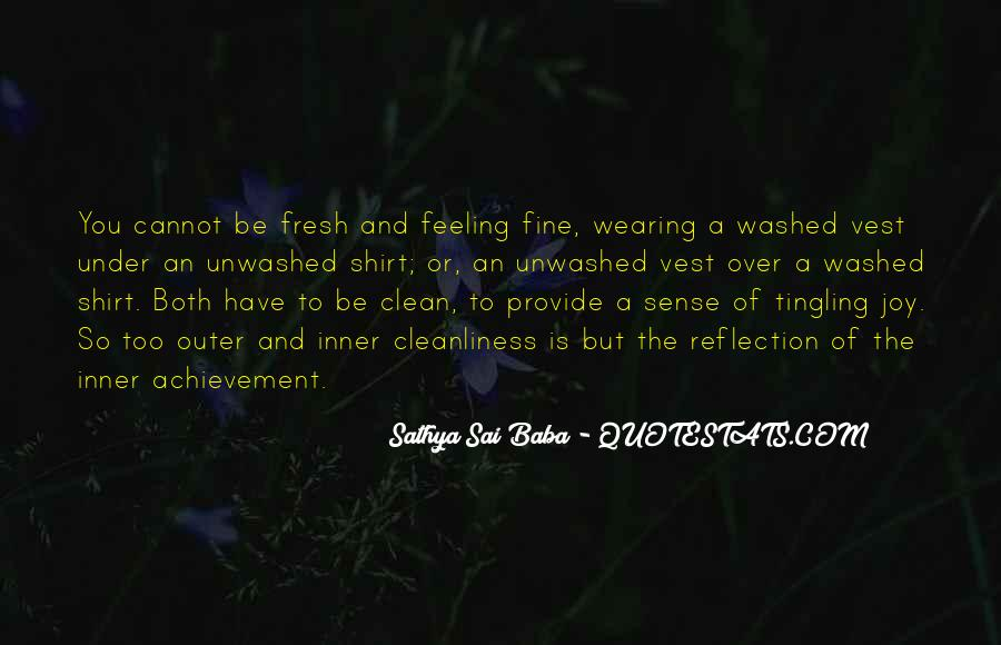 Quotes About Washed #211268