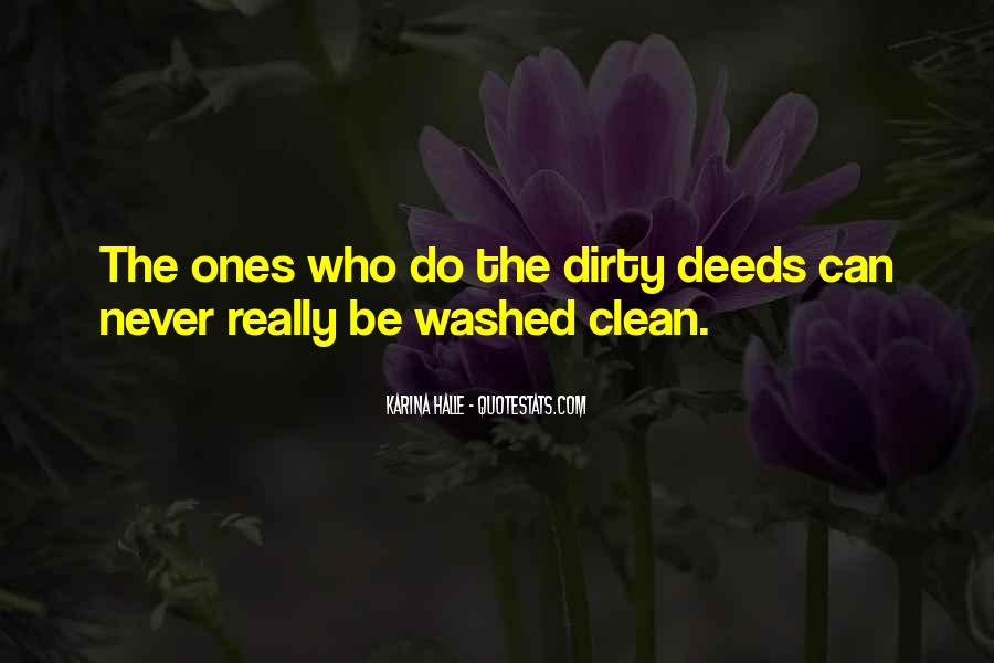 Quotes About Washed #229602