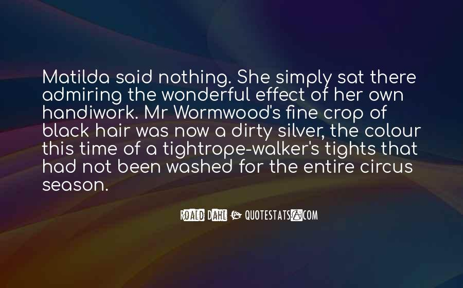 Quotes About Washed #336039