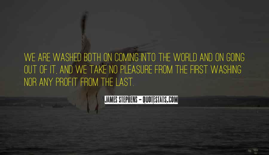 Quotes About Washed #75794