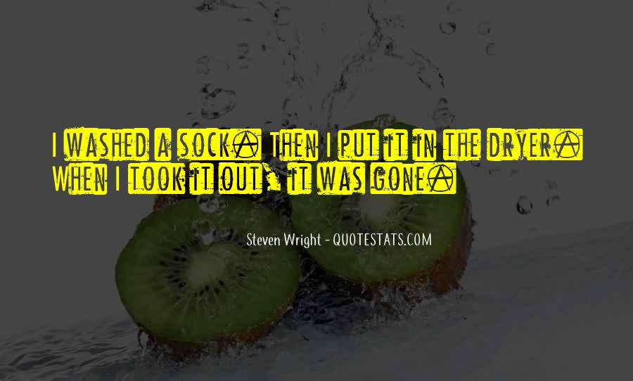 Quotes About Washed #99864
