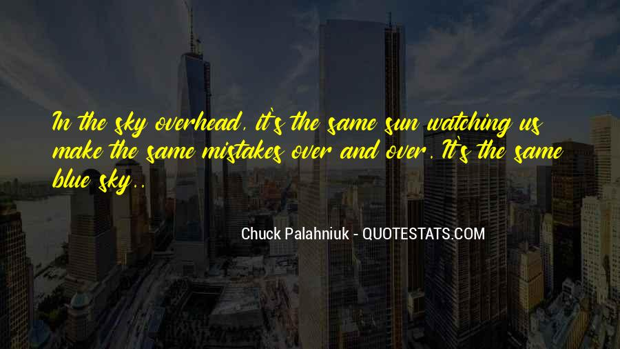 Quotes About Watching Others Make Mistakes #33140