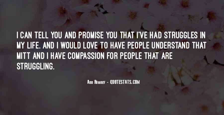 Quotes About I Promise You #106240