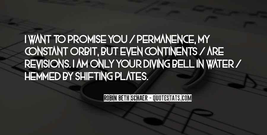 Quotes About I Promise You #140246