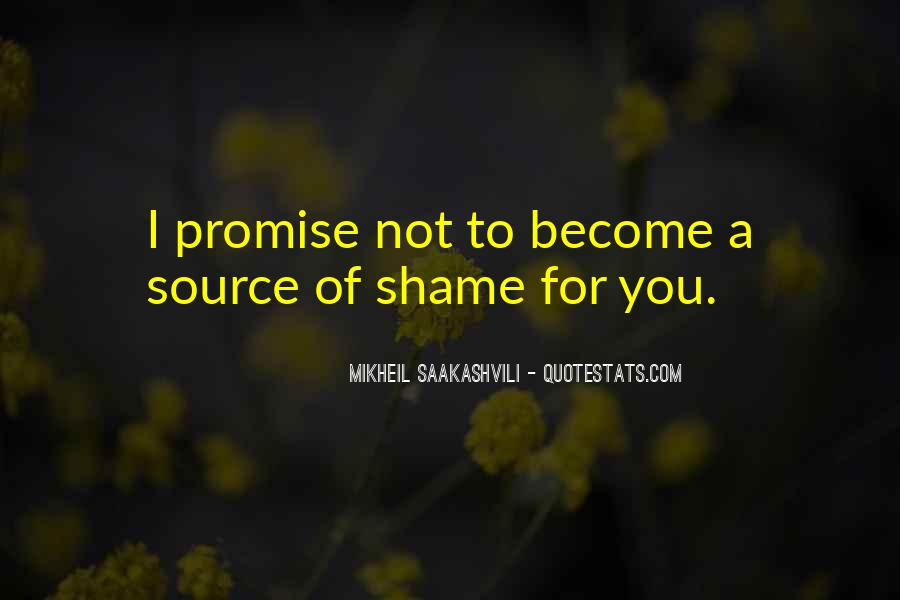 Quotes About I Promise You #147619