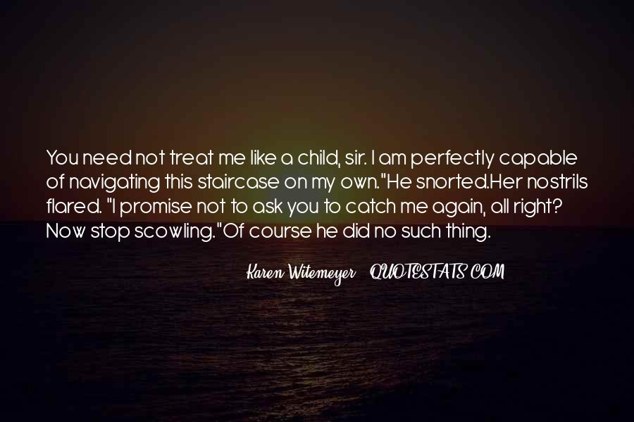 Quotes About I Promise You #155014