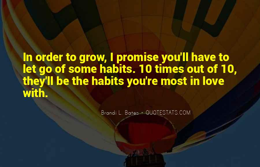 Quotes About I Promise You #178801