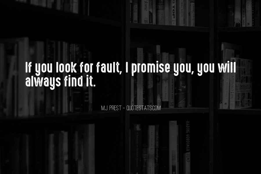 Quotes About I Promise You #63668