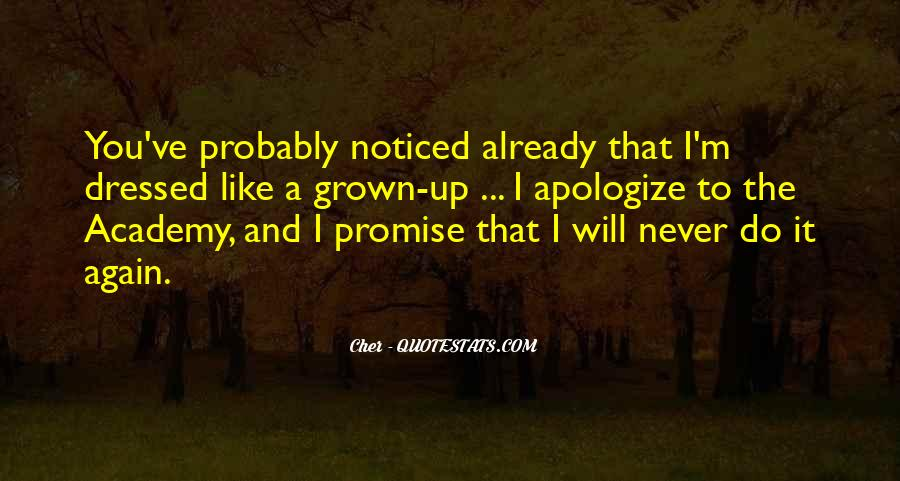 Quotes About I Promise You #83937