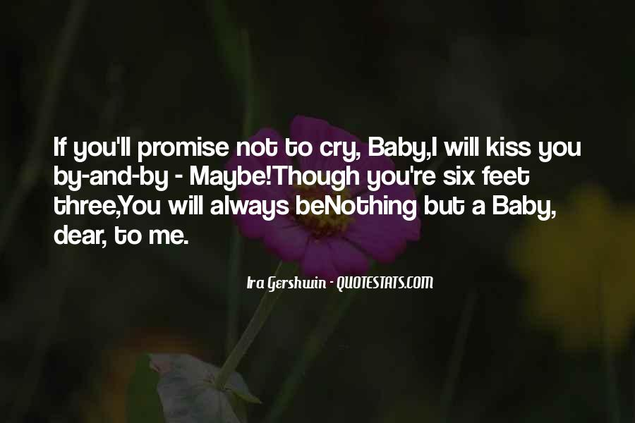 Quotes About I Promise You #93524