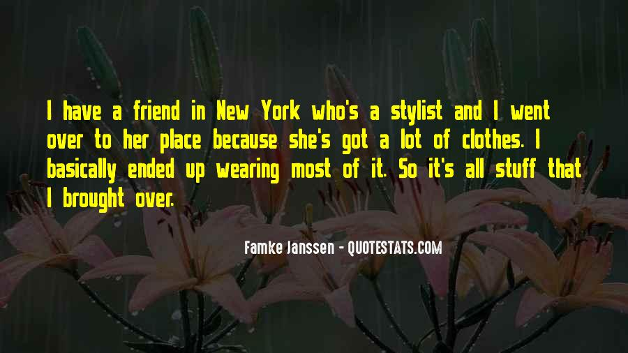 Quotes About Wearing New Clothes #724978