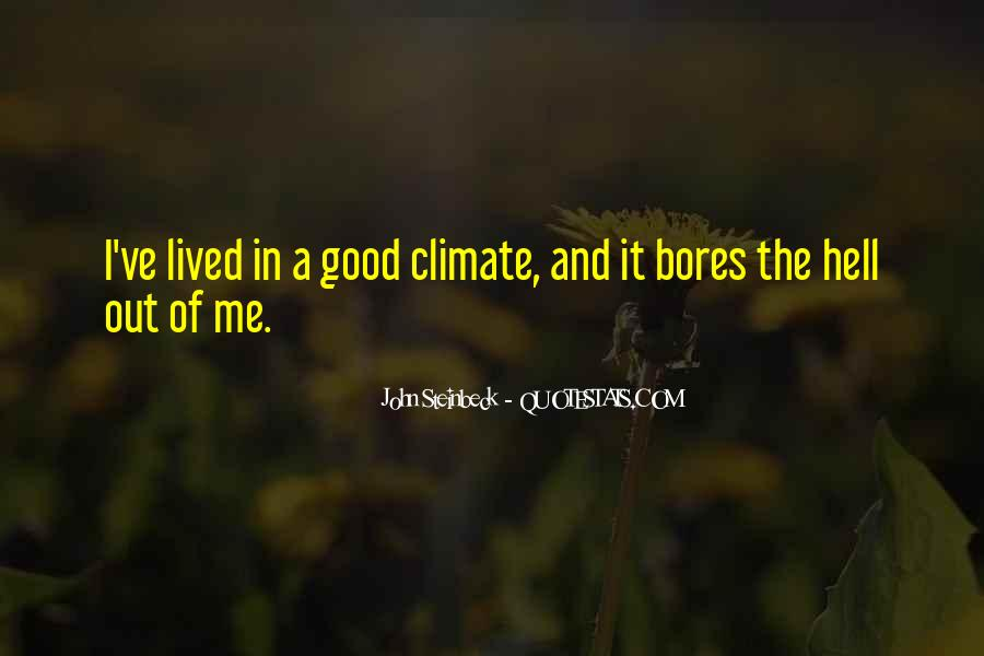 Quotes About Weather And Life #177770
