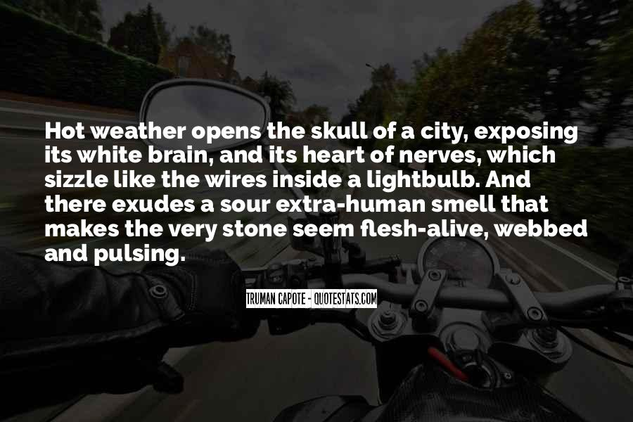 Quotes About Weather And Life #195659