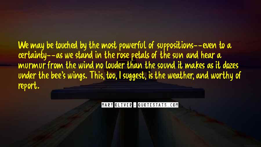 Quotes About Weather And Life #802804