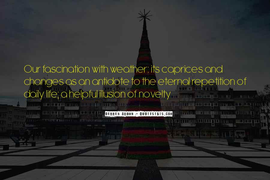 Quotes About Weather And Life #829934