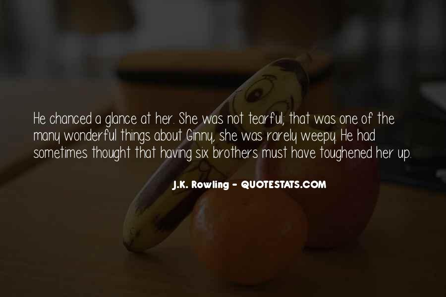Quotes About Weepy #841243