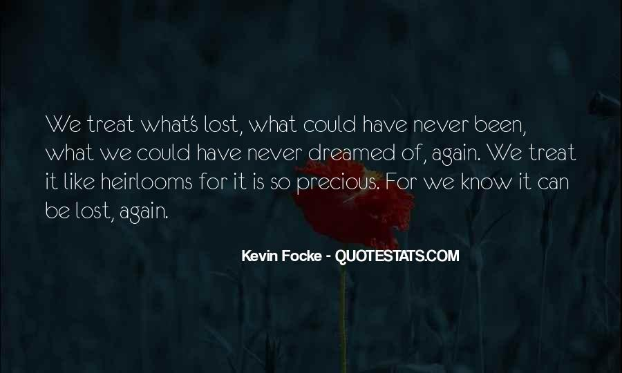 Quotes About What Could Have Been Love #1142024