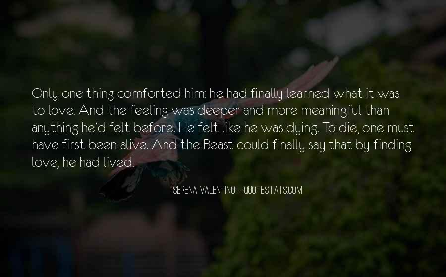 Quotes About What Could Have Been Love #1403078